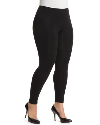 $Eileen Fisher Plus System Jersey Ankle Leggings - Bloomingdale's