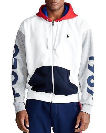 Polo Ralph Lauren - Logo Double-Knit Hooded Sweatshirt