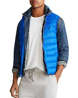 Polo Ralph Lauren - Packable Down Puffer Vest