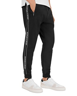 The Kooples - Logo Fleece Slim Fit Sweatpants