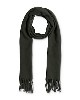 The Kooples - Jacquard Fringed Scarf
