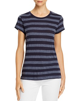 Goldie - Classic Striped Tee