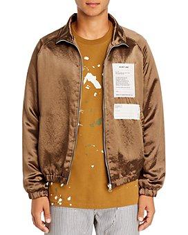 Helmut Lang - Warm Up Regular Fit Jacket