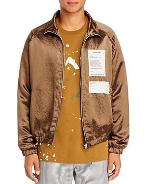 Helmut Lang Warm Up Regular Fit Jacket-Men