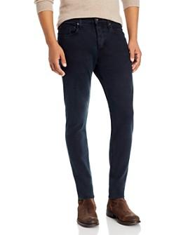 rag & bone - Fit 1 Skinny Fit Jeans in Navy