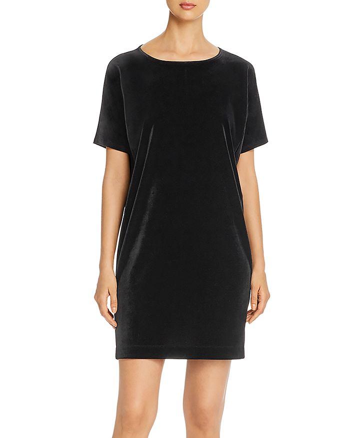 Eileen Fisher - Velvet Shift Dress