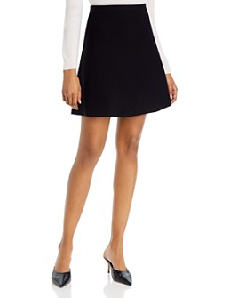 Theory - Lotamee Cashmere Knit Mini Skirt