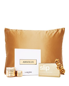 Lancôme - Absolue x Slip Anti-Aging Gift Set ($431 value) - 100% Exclusive
