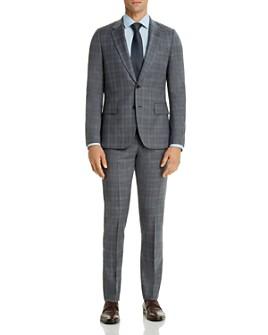 Paul Smith - Soho Plaid Extra Slim Fit Suit - 100% Exclusive