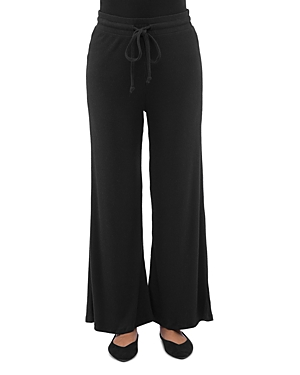 B Collection By Bobeau Pants B COLLECTION BY BOBEAU AXEL COZY RIBBED LOUNGE PANTS