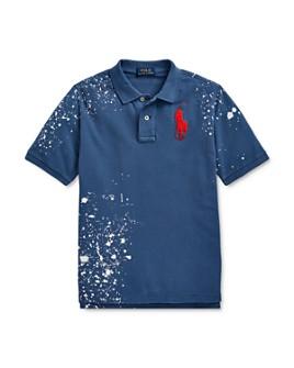 Ralph Lauren - Boys' Bleached Polo Shirt - Big Kid