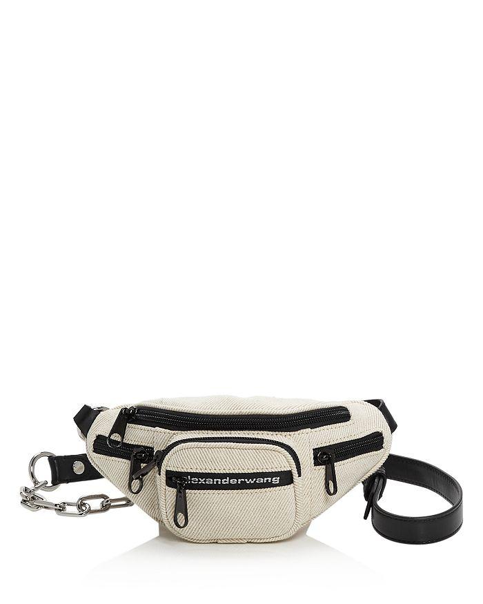 Alexander Wang - Attica Mini Canvas Belt Bag