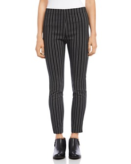 Karen Kane - Piper Striped Skinny Pants