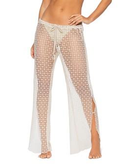 ISABELLA ROSE - Milan Split Leg Swim Cover-Up Pants
