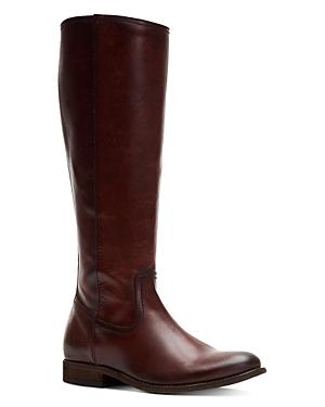 Frye Women's Melissa Stud Back Zip Tall Boots