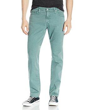 AG - Graduate Slim Straight Pants