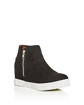 STEVE MADDEN - Girls' JWanda Hidden Wedge Sneakers - Little Kid, Big Kid