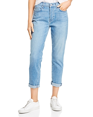 7 For All Mankind Josefina Jeans in Alta Blue