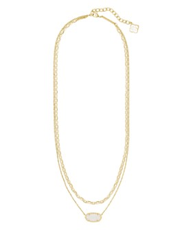 "Kendra Scott - Elisa Multi-Strand Necklace, 18""-20.5"""