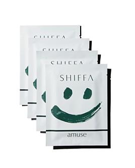 SHIFFA - Amuse Dissolvable Microneedles Patches, Set of 8