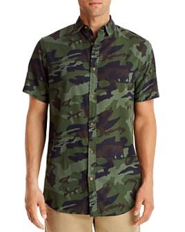 Sovereign Code - Warm Springs Regular Fit Short-Sleeve Shirt