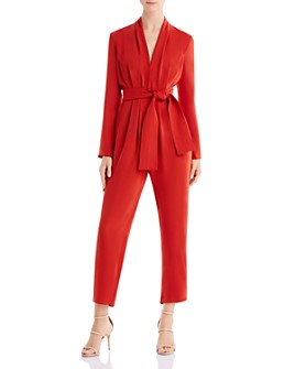 O.P.T - Tannen Belted Jumpsuit