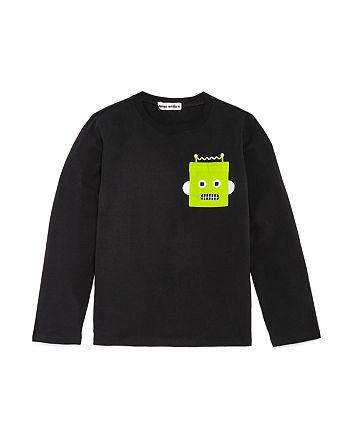 Mini Series - Boys' Robot Pocket Tee, Little Kid - 100% Exclusive