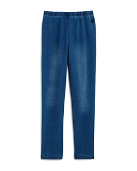 Joules - Girls' Minnie Denim Leggings - Little Kid, Big Kid