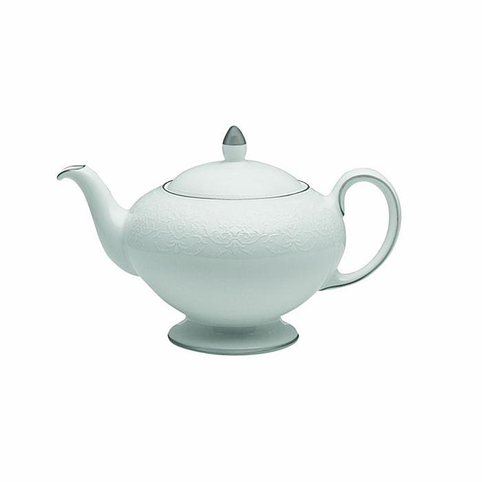 """Wedgwood - """"English Lace"""" Teapot"""