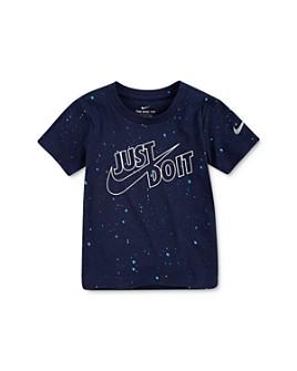 Nike - Unisex Speckled Just Do It Tee - Little Kid