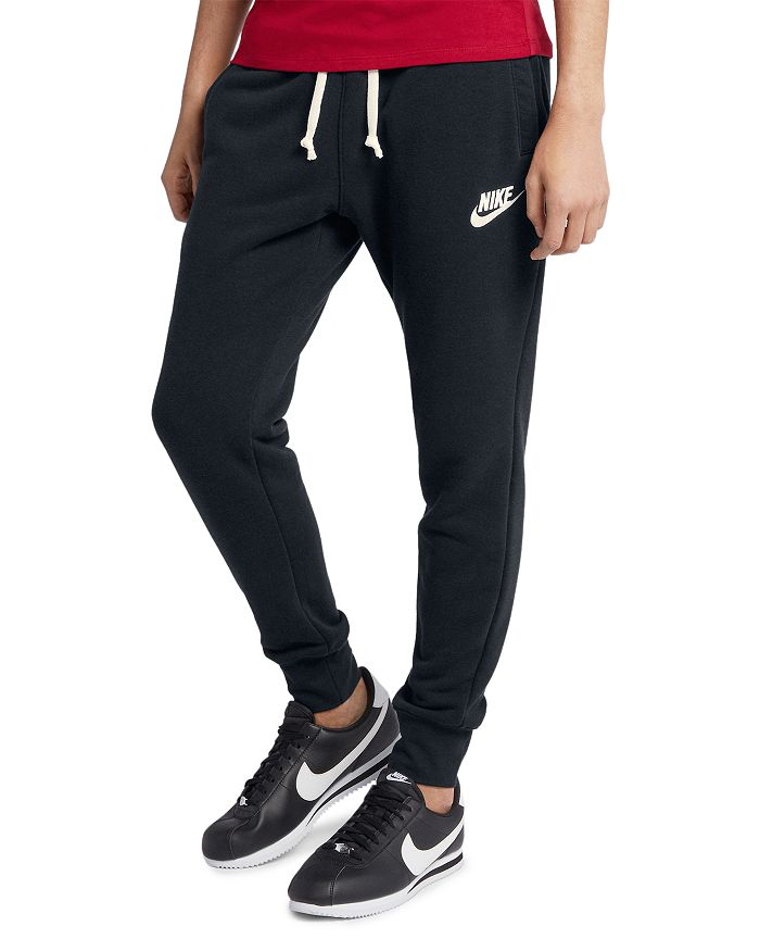 Nike - Heritage Tapered French-Terry Sweatpants