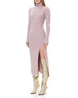 AFRM - Jax Metallic Sweater Dress