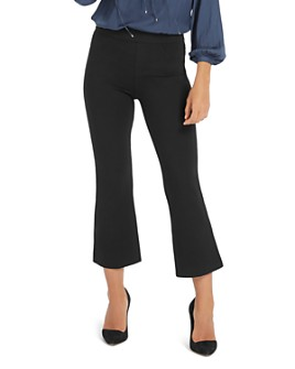 SPANX® - Ponte Cropped Flare Pants