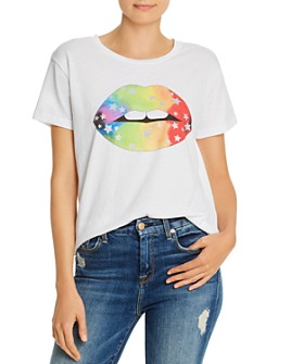 CHASER - Rainbow Lip Graphic Tee