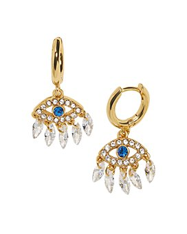 BAUBLEBAR - Tangier Evil Eye Drop Earrings