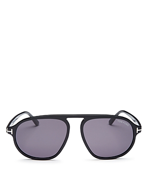 Tom Ford Men's Harrison Aviator Sunglasses, 57mm