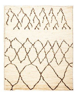 "Bloomingdale's - Moroccan 189186 Area Rug, 3'3"" x 4'10"" - 100% Exclusive"