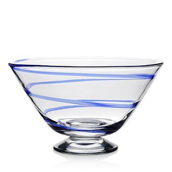 William Yeoward Crystal - Bella Blue Bowl