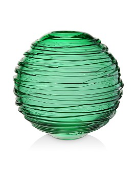 William Yeoward Crystal - Miranda Globe Vase, 9""