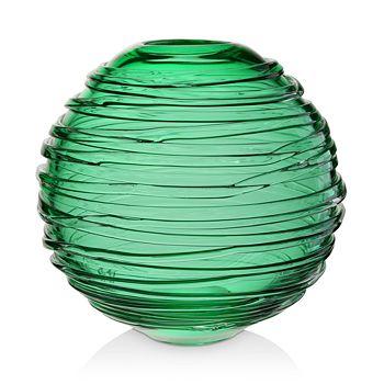 "William Yeoward Crystal - Miranda Globe Vase, 9"""