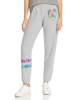 AQUA - Bandana-Graphic Sweatpants - 100% Exclusive