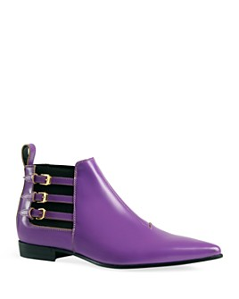 Gucci - Men's Quebec Chelsea Boots