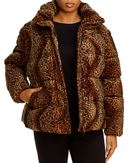 Unreal Fur Plus - Huff & Puff Faux-Fur Puffer Coat