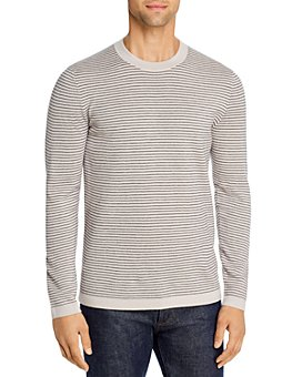 Theory - Milos Merino Wool Ollis Crewneck Sweater