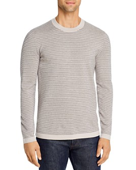 Theory - Milos Ollis Wool Crewneck Sweater