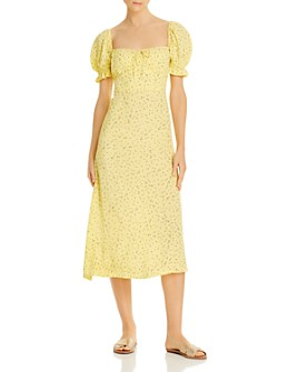 Faithfull the Brand - Evelyn Printed Midi Dress