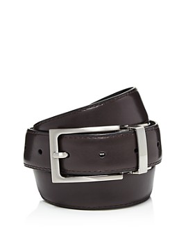 Bloomingdale's Boys - Boys' Calfskin Reversible Belt, Little Kid, Big Kid - 100% Exclusive