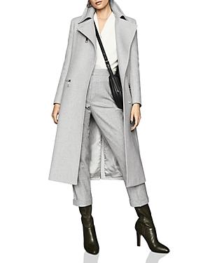 Reiss Coats ANDERS LONGLINE COAT
