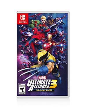 Nintendo Marvel Ultimate Alliance 3: The Black Order for Nintendo Switch