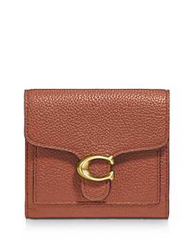 COACH - Tabby Small Leather Wallet